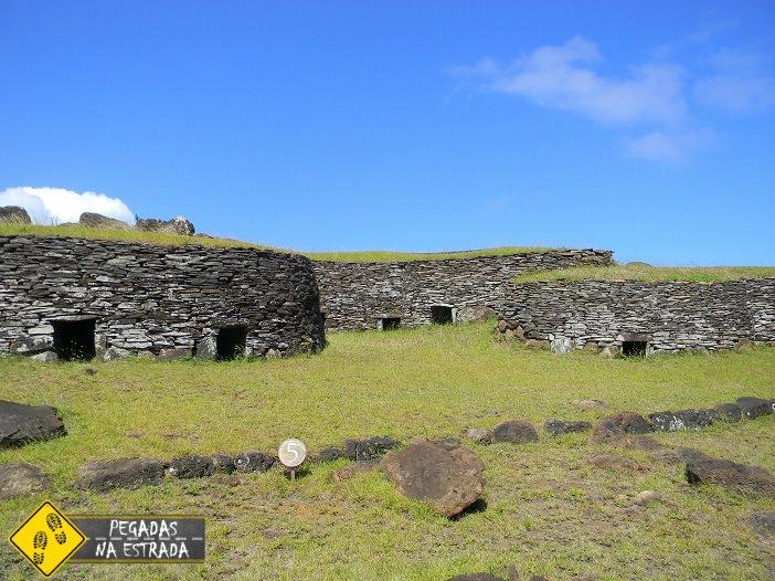 Orongo Ilha de Páscoa