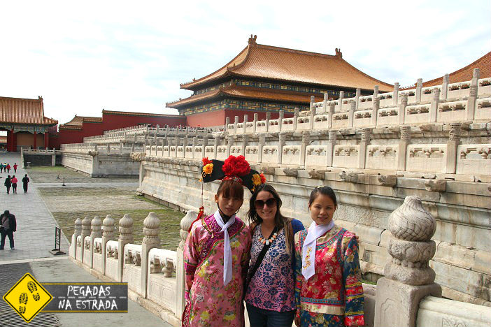 Cidade Proibida Pequim