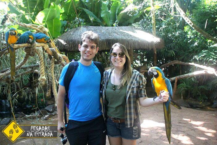 5 dias em Foz do Iguaçu