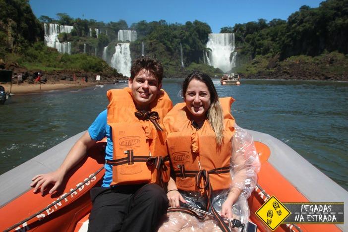Aventura Foz do Iguaçu Cataratas