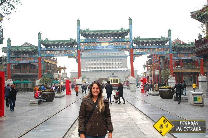 Qianmen Main Street