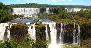 Parque Nacional do Iguaçu Cataratas Brasil