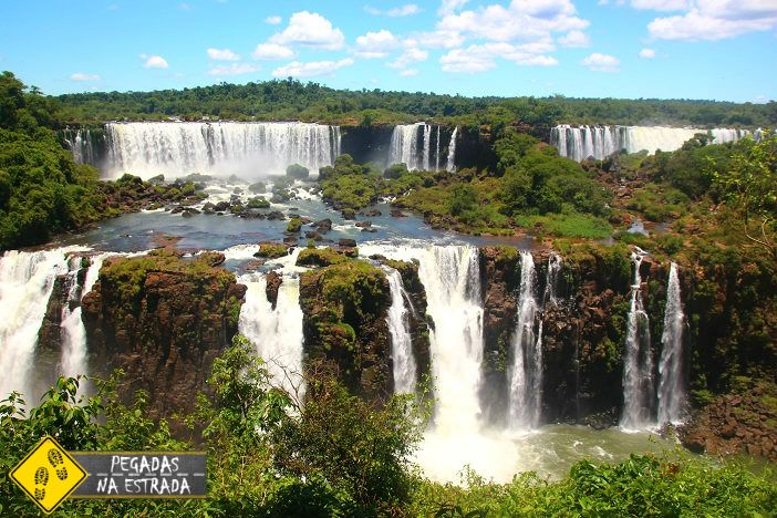 Parque Nacional do Iguaçu, Brasil. Foto: CFR / Blog Pegadas na Estrada