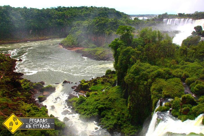 Circuito Superior Parque Nacional Iguazú