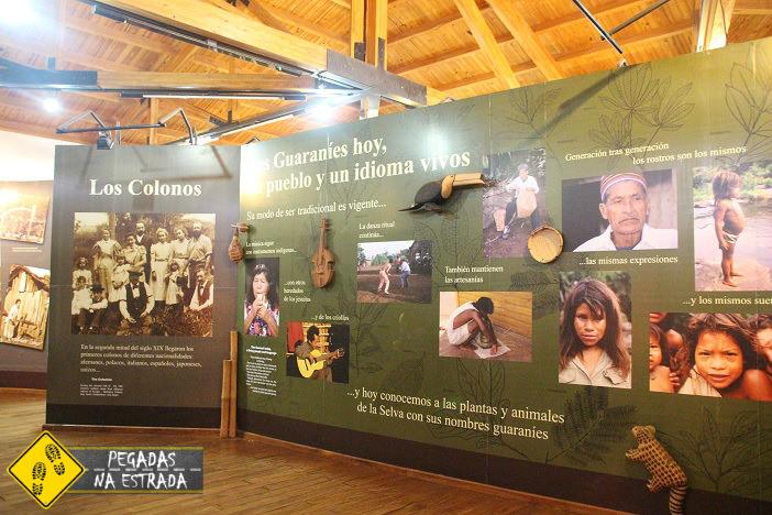 Centro de interpretação visitantes Parque Nacional Iguazú