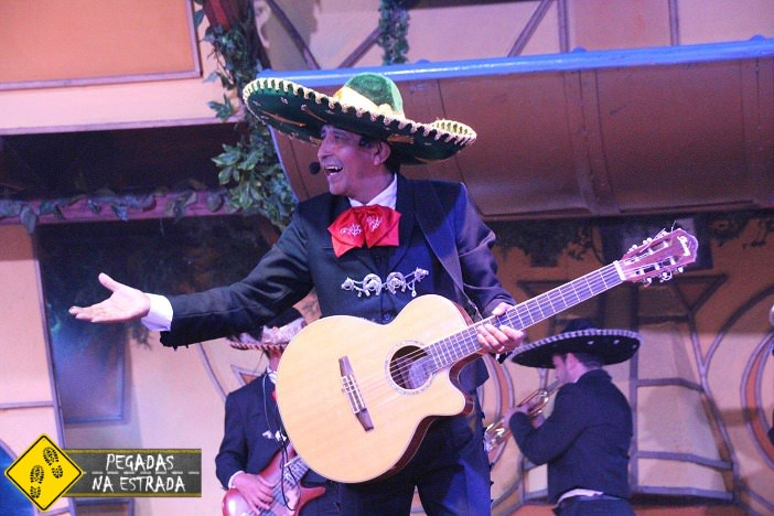 show dança latino americana