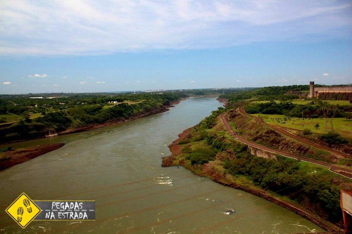 Roteiro Foz do Iguaçu Complexo Turístico Itaipu