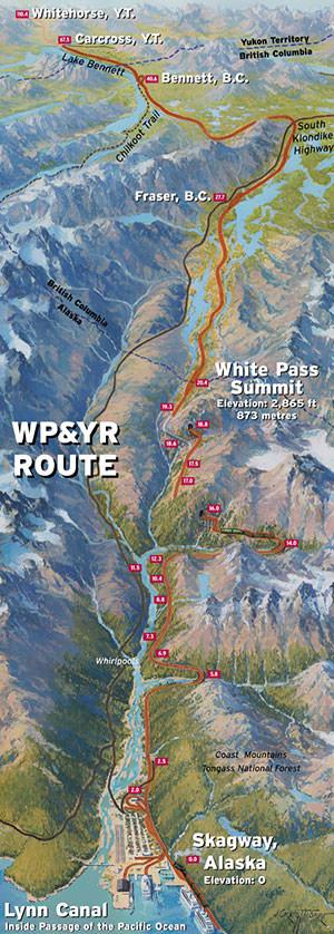 white-pass-yukon-route-map