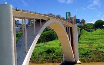 Ponte da Amizade Paraguai