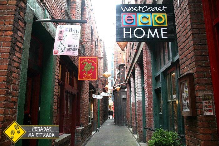 Fan Tan Alley Victoria