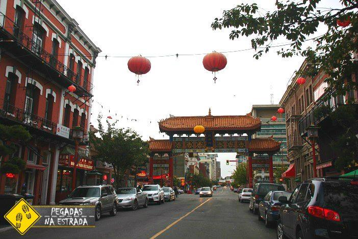 bairro chinês Victória Chinatown
