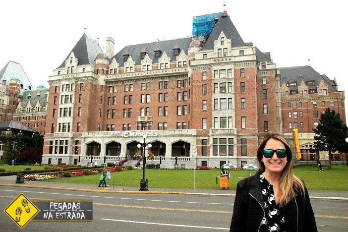 Hotel Fairmont Empress Victoria