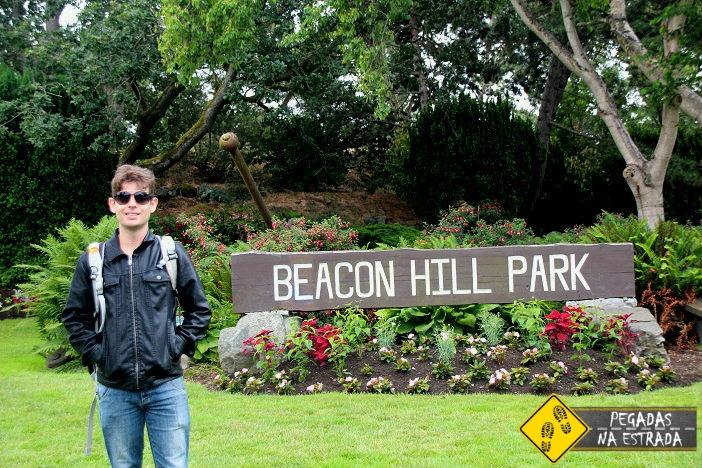 Beacon Hill Park Victoria