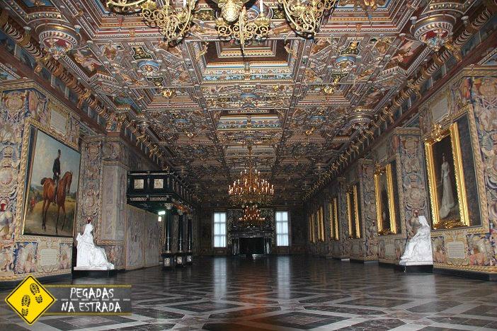 3 dias em Copenhagen Castelo Frederiksborg Hillerod