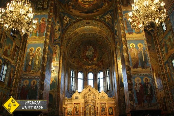 Viagem Rússia São Petersburgo