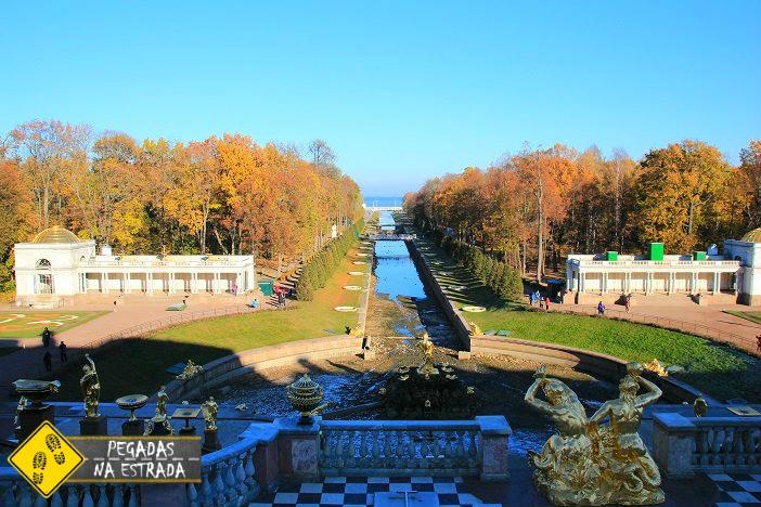 viagem São Petersburgo turismo