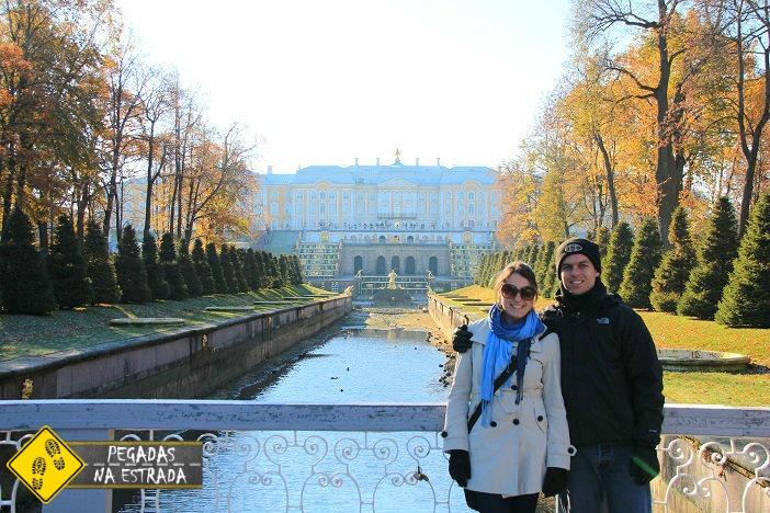 Guia de Viagem Rússia São Petersburgo