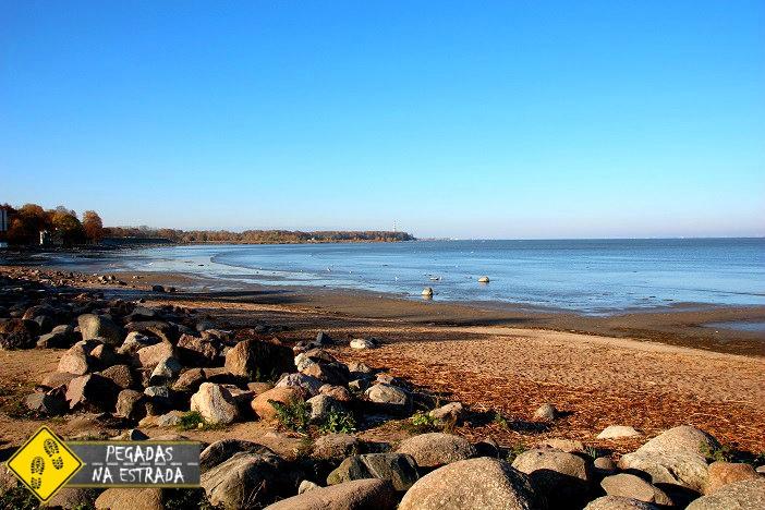 Golfo da Finlândia Mar Báltico