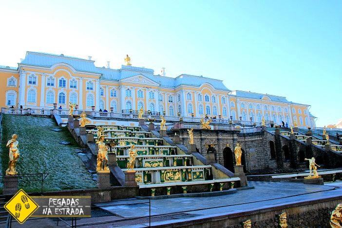 Roteiro São Petersburgo