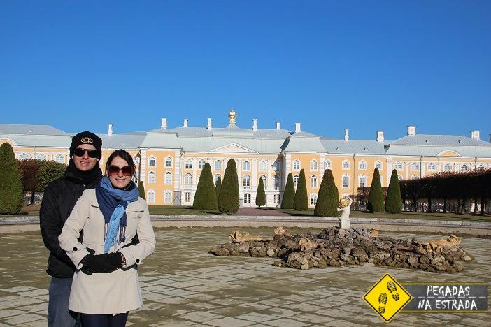 Peterhof São Petersburgo Rússia