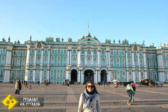 Hermitage São Petersburgo Roteiro de 8 dias na Rússia