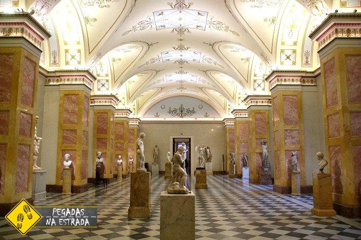 Viagem turismo São Petersburgo Rússia