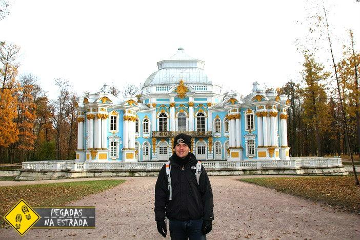 Atrações São Petersburgo