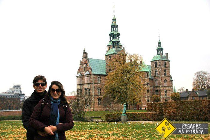 Castelo Rosenborg Copenhagen