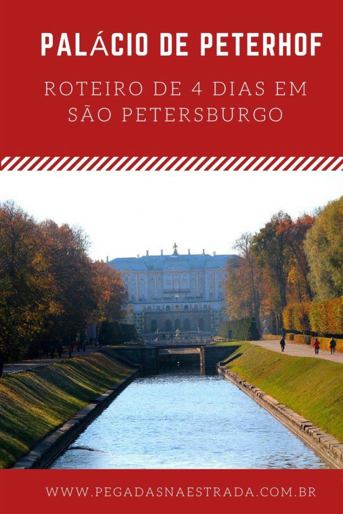 Conheça o Palácio de Peterhof, uma das maiores obras arquitetônicas da Rússia. Dicas de como chegar, o que visitar e informações gerais sobre o complexo.