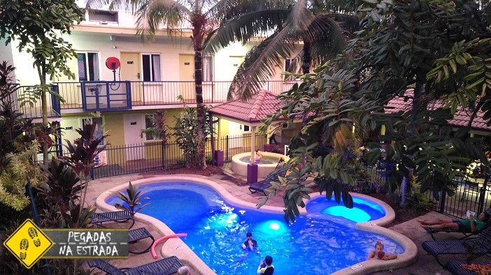 Hotel hostel Cairns