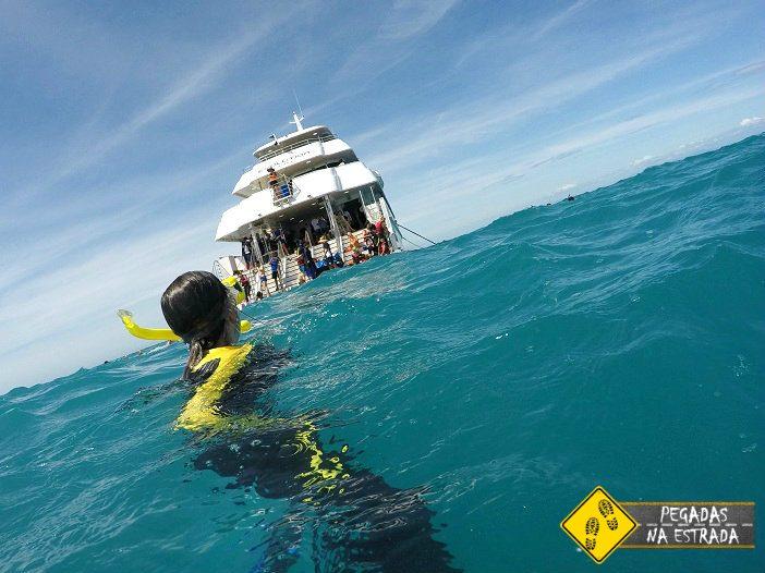 mergulho Grande Barreira de Corais