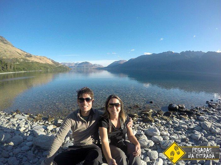 scenic road New Zealand