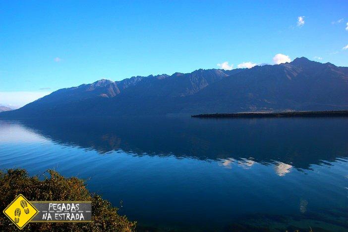 lago Wakatipu Glenorchy