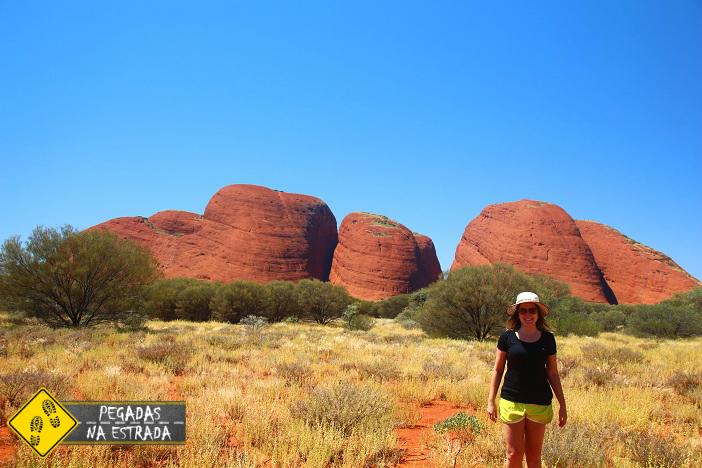 O que fazer Uluru Kata Tjuta