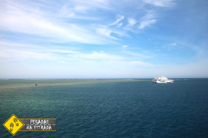 Grande Barreira de Corais Cairns
