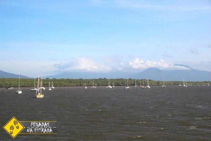 passeio de barco Austrália Cairns