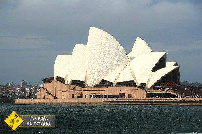 Opera House Sydney Austrália
