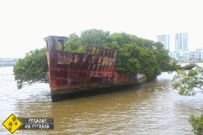Homebush Bay Sydney