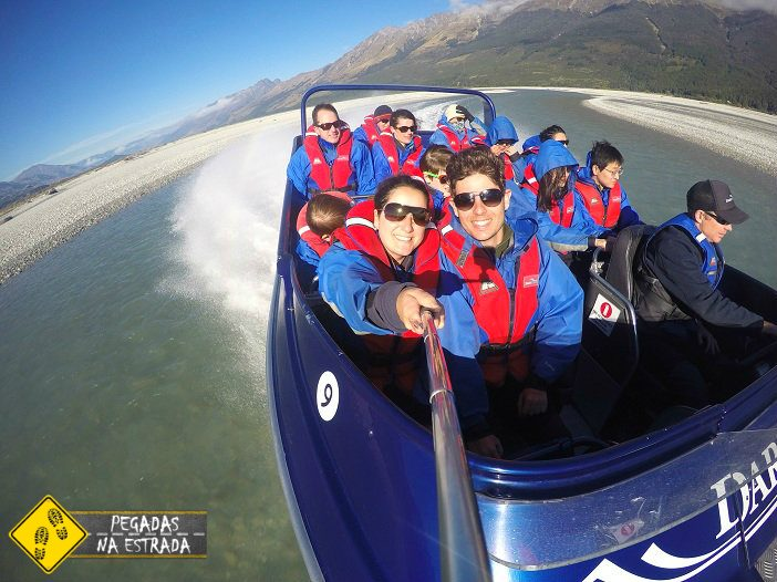 Jet Boating Dart River Glenorchy
