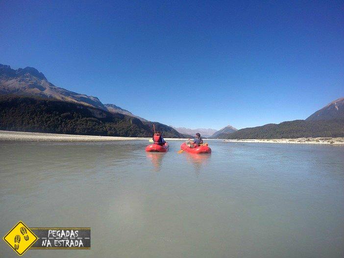Pontos de Interesse Glenorchy Nova Zelândia