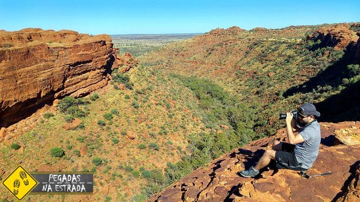O que fazer no Outback Australiano