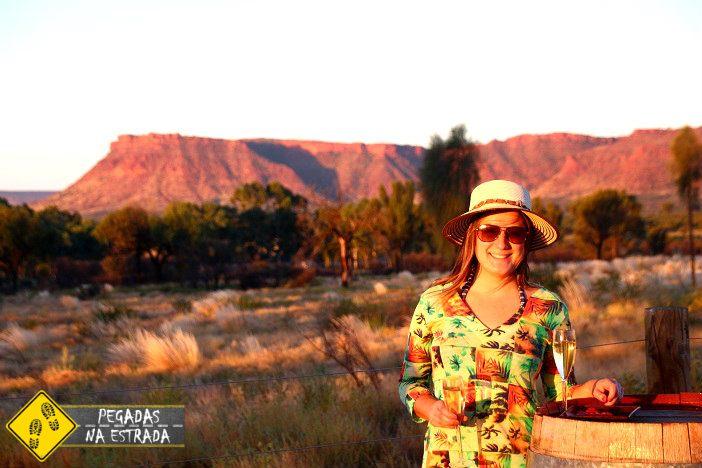 pôr so sol outback Austrália