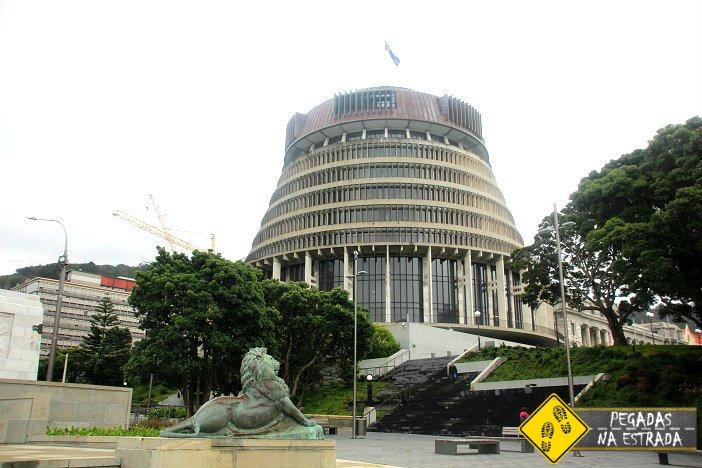 Turismo viagem Wellington Nova Zelândia