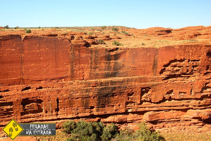 Cotterills Lookout Kings Canyon