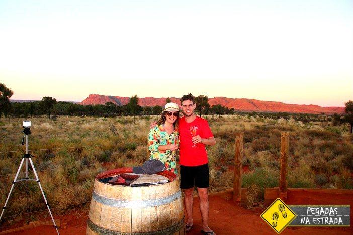 viagem outback