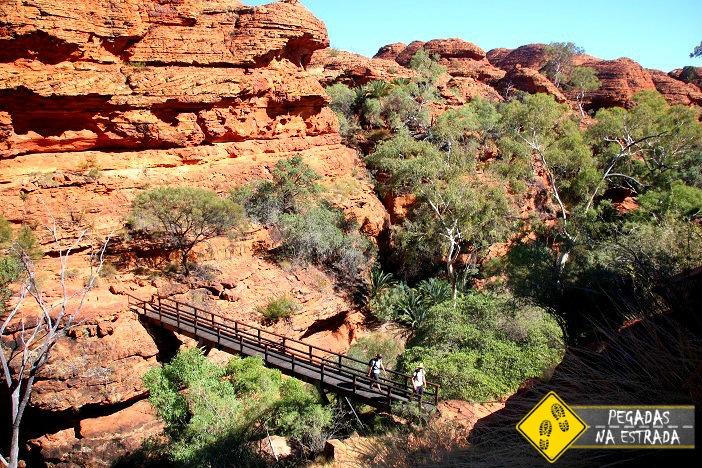 Roteiro Outback Austrália