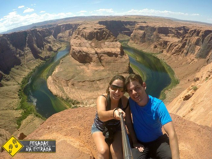 Horseshoe Bend atrações Arizona Page