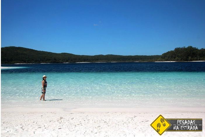Lago Mackenzie Fraser Island