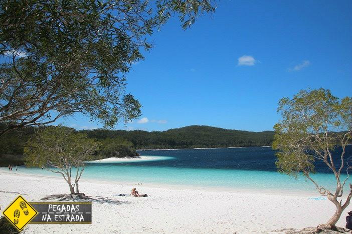 Roteiro Fraser Island