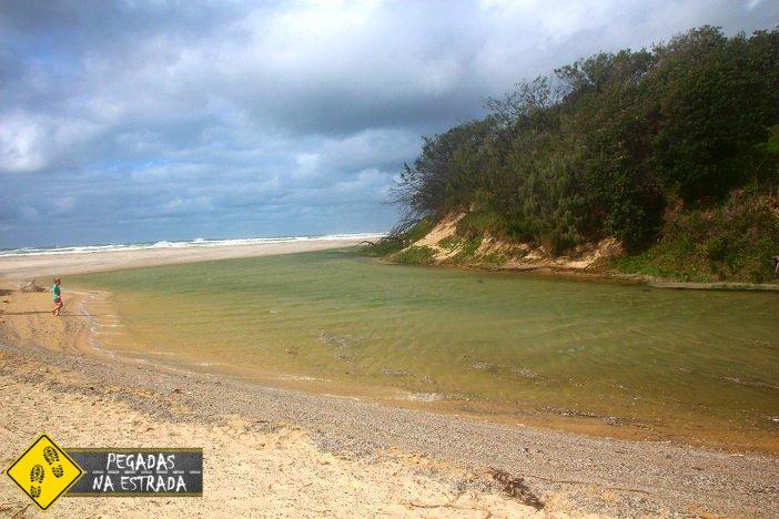 Guia Viagem Fraser Island